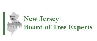 NJ Board of Tree Experts Logo